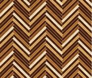 Modello del parquet nei colori di marrone scuro Fotografia Stock