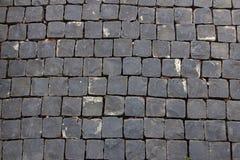 Modello del pavimento delle pietre fotografia stock