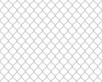 Modello del recinto di filo metallico Illustrazione di Stock