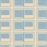 Modello del taccuino, illustrazione di carta del blocco note Immagine Stock