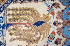 Modello del tappeto come fondo Fotografie Stock