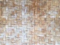 Modello del tessuto del soffitto di legno Immagini Stock Libere da Diritti