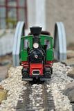 Modello del treno Fotografia Stock