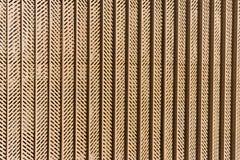 Modello dell'acciaio di Brown Fotografia Stock