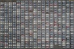 Modello dell'automobile Fotografia Stock Libera da Diritti