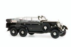 Modello dell'automobile della scala Fotografie Stock