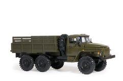 Modello dell'automobile della scala Immagine Stock Libera da Diritti
