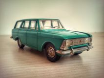 Modello dell'automobile di Moskvich 427 immagini stock libere da diritti