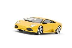 Modello dell'automobile sportiva Fotografia Stock