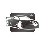 Modello dell'automobile sportiva Fotografie Stock