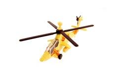 Modello dell'elicottero Fotografie Stock Libere da Diritti