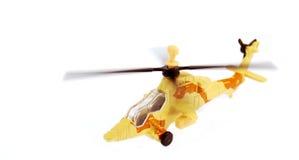 Modello dell'elicottero Fotografia Stock