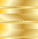 Modello dell'oro royalty illustrazione gratis