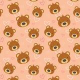 Modello dell'orsacchiotto Fotografia Stock