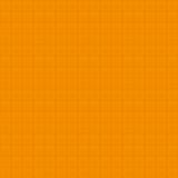 Modello della cialda Modello senza cuciture neutrale arancio per Desig moderno Fotografia Stock