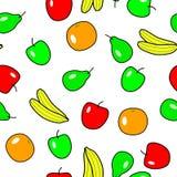 Modello della frutta Immagini Stock Libere da Diritti