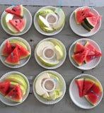 Modello della frutta Fotografie Stock