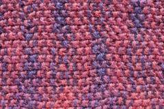Modello della lana Fotografie Stock Libere da Diritti
