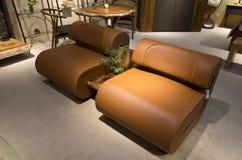 Modello della mobilia Immagini Stock Libere da Diritti