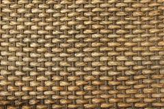 Modello della mobilia del rattan Fotografia Stock