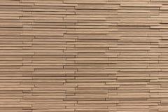 Modello della parete di pietra moderna grigia Fotografia Stock