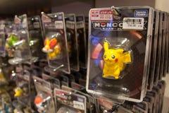Modello della plastica di Pokemon Fotografia Stock Libera da Diritti