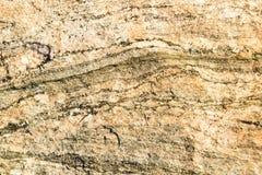 Modello della roccia Immagini Stock