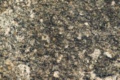 Modello della roccia Fotografia Stock