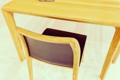 Modello della sedia della cucina fotografie stock