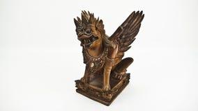 Modello della statua di Qilin Fotografia Stock