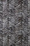 Modello della zebra Immagini Stock Libere da Diritti