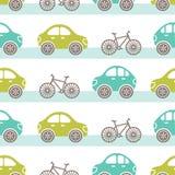 Modello delle automobili Fotografia Stock