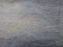 Modello delle blue jeans fotografia stock
