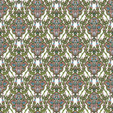 Modello delle mattonelle di Nicea Immagini Stock