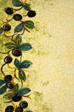 Modello delle olive Fotografie Stock Libere da Diritti