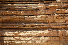 Modello delle rocce del deserto Fotografia Stock Libera da Diritti