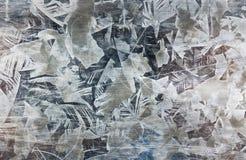 Modello dello strato dello zinco Immagini Stock