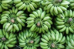 Modello di Abtract dalle banane Immagini Stock