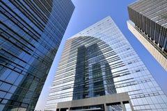 Modello di architettura moderna Immagini Stock Libere da Diritti