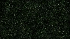 modello di astrattismo 4k, luce del punto con i raggi, microbi biologia, meteora dei batteri illustrazione vettoriale