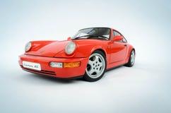 Modello di AutoArt di 1:18 di Porsche 911 Carrera RS fotografie stock