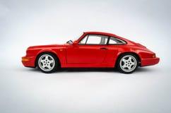 Modello di AutoArt di 1:18 di Porsche 911 Carrera RS fotografia stock