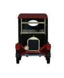 Modello di autocarro antico del giocattolo 1926 Immagine Stock Libera da Diritti