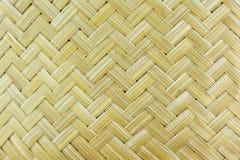 Modello di bambù dell'artigianato fotografia stock