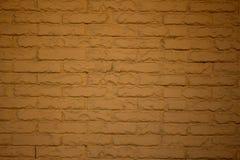 Modello di bello muro di mattoni del mattone marrone chiaro fotografie stock