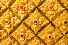 Modello di Bhuddha Fotografia Stock
