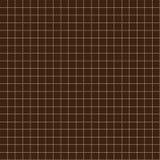 Modello di Brown di ingordigia Immagine Stock