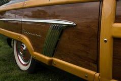 Modello di Cadillac di era di anni '50 Fotografia Stock