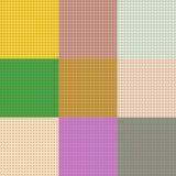 Modello di colore Fotografia Stock