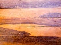 Modello di colore del legno del tek Fotografie Stock